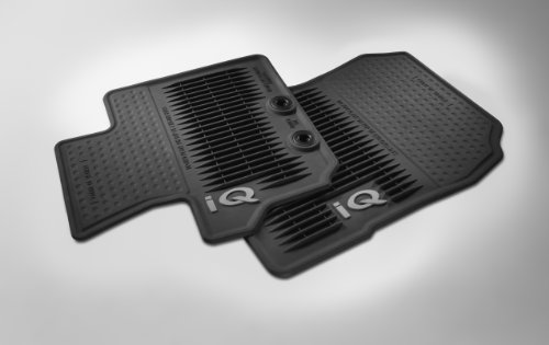 Genuine 2013 Scion iQ All Weather Floor Mats by Toyota