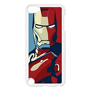 Ironman_005 For ipod 5 Cell Phone Case White pu1m0h_7591516