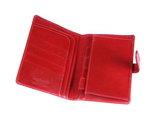 Wallet Travel Red Hide Bridle SAGEBROWN SAGEBROWN Bridle wxFqTXX