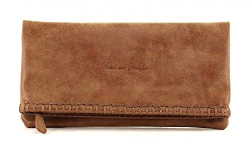 Fritzi aus Preußen Ronja Stit Vintage Clutch Tasche 29 cm Terra1 7qfkFhP