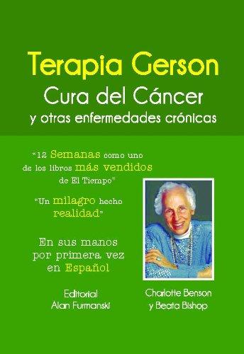 Terapia Gerson (Spanish Edition)