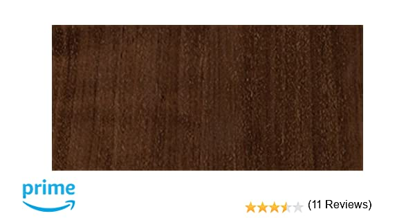 GEKKOFIX 71-170 - Vinilo autoadhesivo madera, 45 cm x 2 m, color wengué: Amazon.es: Hogar