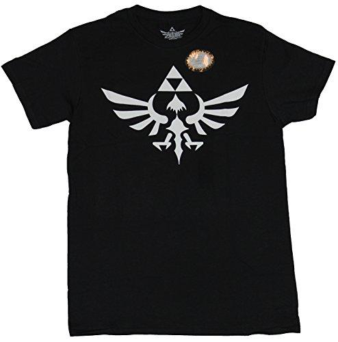 Nintendo Mens Triumphant Triforce T Shirt