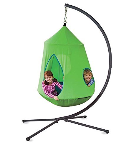 HugglePod HangOut Special with Hanging Stand - Green
