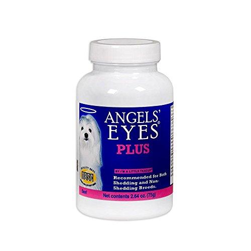 Angels Eyes Plus Beef Formula Eye Supplies Dogs, 75gm