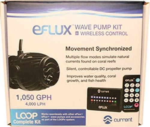 Current USA 6001 1050 GPH eFlux Wave Pump Kit