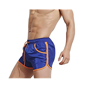 SALENT Men's Quick Dry Lightweight Running Shorts Gym Training Shorts with Pockets