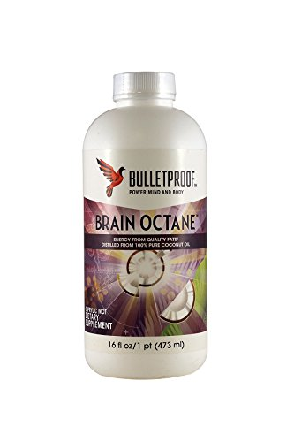 Bulletproof-Brain-Octane-Oil-16-Ounces-Distilled-From-100-Percent-Pure-Coconut-Oil-Odorless-Tasteless-and-Easy-To-Add-Into-Any-Diet