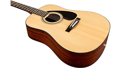 Yamaha fd01s solid top acoustic guitar for Yamaha solid top