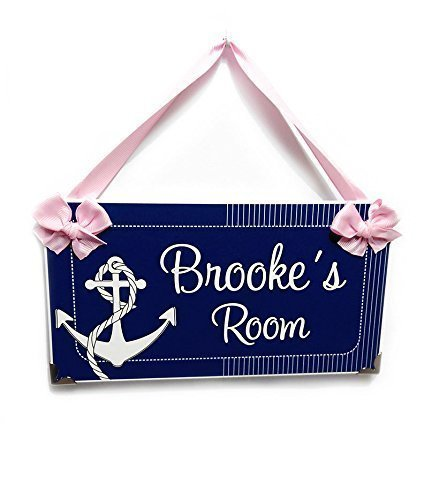 Princess Brooke On Board Personalised Girl Car Sign Child Gift 001