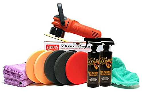 griots garage polisher - 3