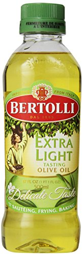 Bertolli Olive Oil Extra Light, 17 oz