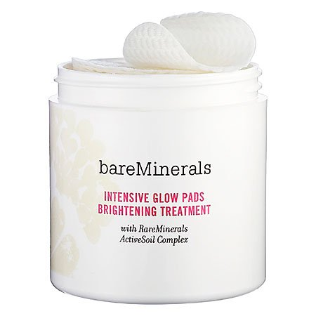 BareMinerals Intensive Glow Pads Brightening Treatment 60 pc