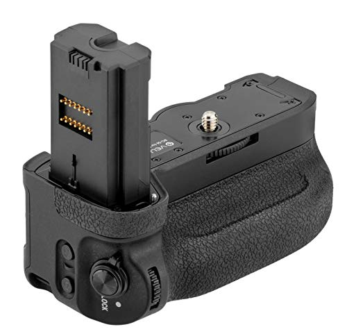 Vello BG-S6 Battery Grip for Sony a9 and a7 III Series Cameras (Battery Vello Grip)