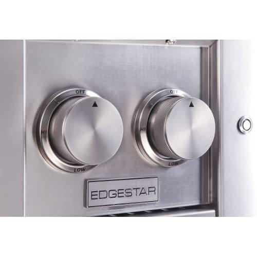 EdgeStar ESB2LP 26000 BTU 13 Inch Wide Liquid Propane Side Burner with LED Lighting by EdgeStar