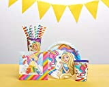 American Greetings Barbie Party Supplies, Paper