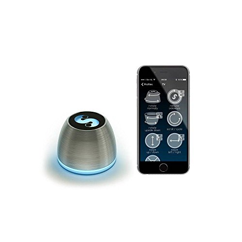 Price comparison product image Spin Remote A1000 SDC-1 - Central Controller - Wireless - Wi-Fi, Bluetooth 4.1 LE, Infrared