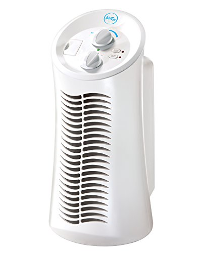 Febreze FHT180W HEPA-Type Mini Tower Air Purifier by Febreze