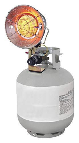 CAI - DYNA-GLO Liquid Propane Tank Top Heater - 15K BTU