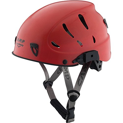 CAMP Armour Work Helmet Red by CAMP Safety Gear