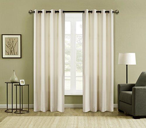Velvet Curtain Panels: Amazon.com