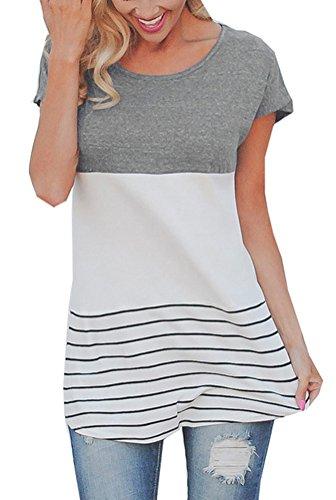 Chvity Womens Sleeve T Shirt Tunics product image