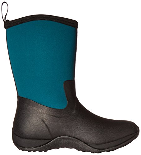 Winter Spruce Rubber Boot Height Black Boots Women's Shaded Muck Weekend Mid Arctic 0PwgX