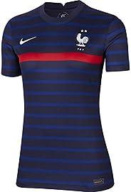 2020-2021 France Home Nike Womens Shirt