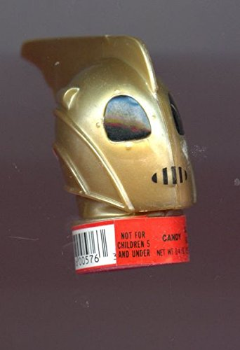 1991 Topps The Rocketeer Movie Candy Dispenser Statue Figurine Figure