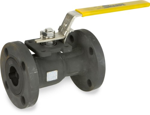 Sharpe Valves FS Series Carbon Steel Fire Safe Ball Valve, Class 150, 2
