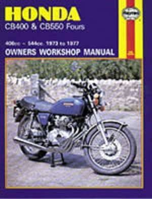 honda cb400 cb400f cb550 cb550f cb550k1 400 4 1973 1977 haynes rh amazon co uk honda cb 400 super four service manual honda cb 400 super four service manual