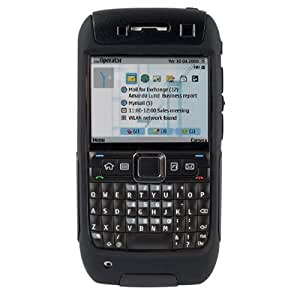 OtterBox Commuter Case for Nokia E71x (Black)