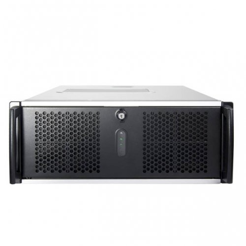 Chenbro RM41300-F1 No Power Supply 4U Open-bay Rackmount Server Chassis w/ 1x ()