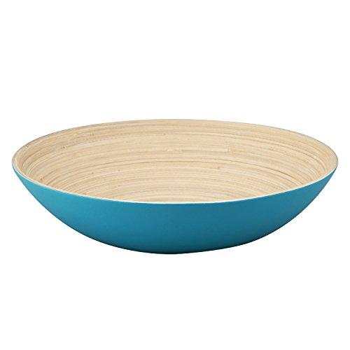 - Gourmet Art Bamboo 12-inch Bowl, Hawaiian Ocean