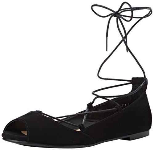 New Look Knocci - Sandalias Mujer Negro (01 Black)