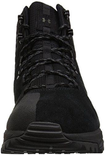 Men's Brower Under 001 Black Armour Black Waterproof Boot Mid Hiking q6wvwP5S