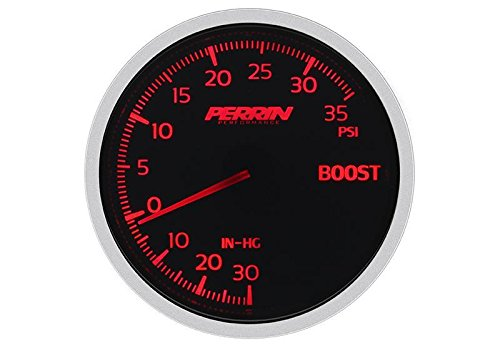 Perrin Performance ASM-GAU-001 Boost Gauge (60Mm - Perrin Boost