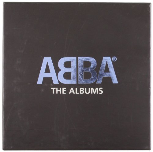 CD : ABBA - Albums [Box Set] [9 Discs] (Boxed Set, 9 Disc)