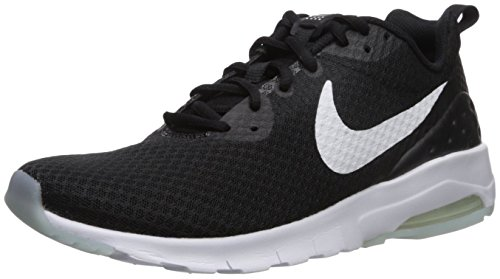 classic fit ddd9e 43842 Nike Womens Air Max Motion LW Running Shoe, BlackWhite, ...