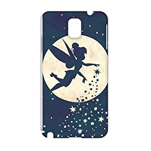 Cool-benz Romantic flying Flower Fairy 3D Phone Case for Samsung Galaxy Note3