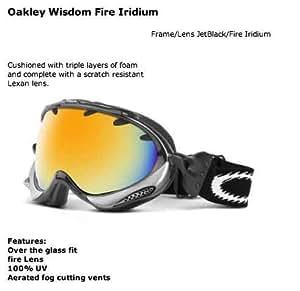 oakley wisdom goggle