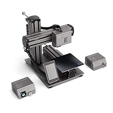 Forte adh/érence et retrait simplifi/é Plateforme dimpression 3D flexible et magn/étique Haute temp/érature 128 * 128mm // SnapMaker Nouveau Ziflex