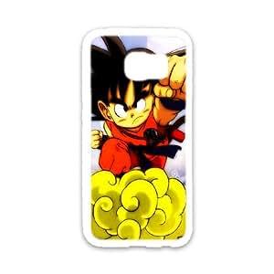 Son Goku DIY case For Custom Case samsung_galaxy_s7 edge QW6902421