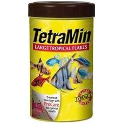 Tetra Tetramin Large Flakes 5.65oz