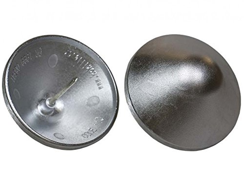 - Kokille Quickcap Heavy Duty Round Aluminum Post Cap 5-3/4