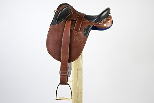 Stock Saddle Australian - Kimberly Stock Australian Saddle, Wide, No Horn (19