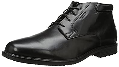 Amazon.com | Rockport Men's Essential Details Waterproof Dress ...