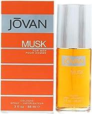Jovan Musk by Jovan for Men - 3 oz EDC Spray