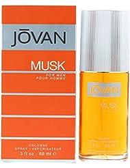 Jovan Musk by Coty for Men 3 Fl Oz,Cologne Spray
