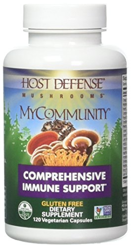 HOST DEFENSE MyCommunity 120 Count, 120 CT